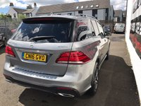 USED 2016 16 MERCEDES-BENZ GLE-CLASS 2.1 GLE 250 D 4MATIC AMG LINE 5d AUTO 201 BHP