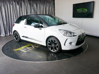 2011 CITROEN DS3 1.6 E-HDI DSTYLE PLUS 3d 90 BHP £4900.00