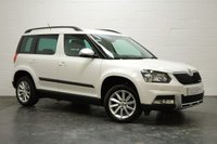 USED 2014 64 SKODA YETI 1.6 OUTDOOR ELEGANCE GREENLINE II TDI CR 5d 103 BHP