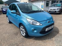 USED 2012 12 FORD KA 1.2 TITANIUM TDCI 3d 74 BHP START / STOP SYSTEM START STOP SYSTEM / FULL SERVICE HISTORY