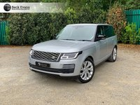 USED 2018 LAND ROVER RANGE ROVER 3.0 TDV6 VOGUE SE 5d AUTO 255 BHP