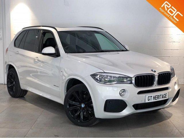 2015 65 BMW X5 XDRIVE30D M SPORT [HUGE SPEC OVER £10k]