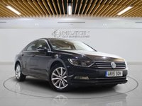 USED 2015 15 VOLKSWAGEN PASSAT 2.0 SE BUSINESS TDI BLUEMOTION TECH DSG 4d AUTO 148 BHP