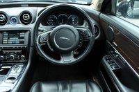 USED 2012 12 JAGUAR XJ 5.0 V8 SUPER LWB 4d AUTO 510 BHP