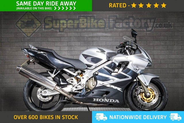 Used Honda Bikes For Sale In Macclesfield Cheshire At The Superbike