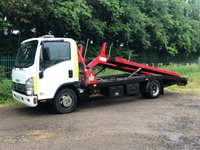 USED 2009 59 ISUZU TRUCKS FORWARD 5.2 N75.190 L 190 BHP TWIN DECK BEAVERTAIL CAR TRANSPORTER RECOVERY +CHOICE OF 2+ WORKING ORDER+