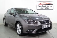 USED 2016 66 SEAT LEON 1.2 TSI SE DYNAMIC TECHNOLOGY 5d 109 BHP We are delighted to offer for sale this fantastic ,Seat Leon Dynamic Technology TSI  One private owner from new  with full Seat service history, This car will be service and have a full MOT carried out  at the point of sale and before delivery. I would like to think  you could not find another one as clean as this example