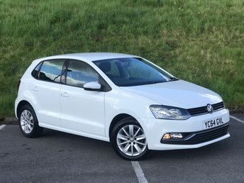 2014 VOLKSWAGEN POLO 1.4 SE TDI BLUEMOTION 5d 74 BHP £SOLD