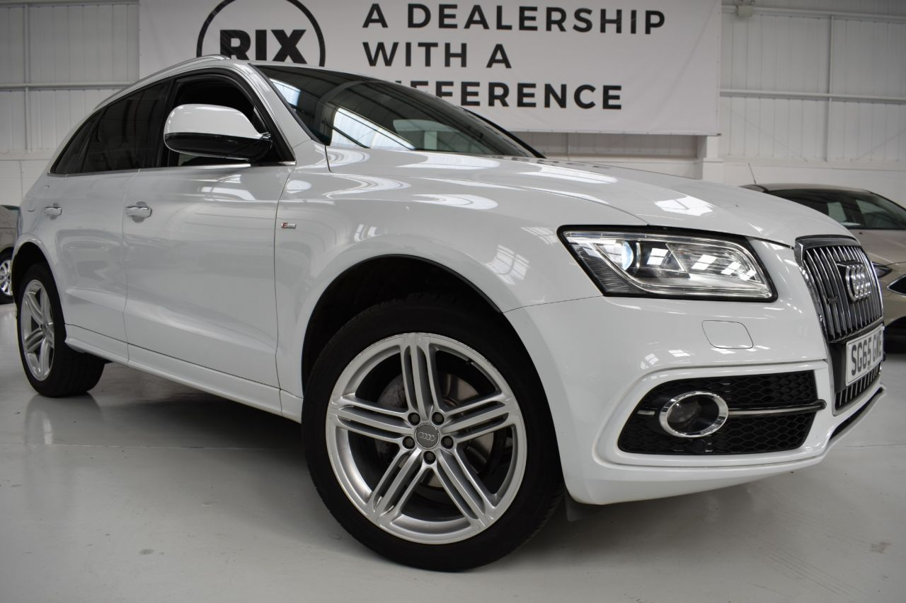 Used AUDI Q5for sale