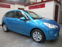 USED 2010 60 CITROEN C3 1.4 i 8v VTR+ 5dr ***IDEAL STARTER CAR***