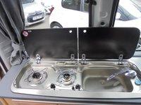USED 2008 08 FIAT DOBLO 1.4 8v Dynamic 5dr BESPOKE CAMPER VAN