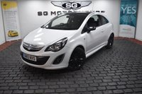 USED 2013 13 VAUXHALL CORSA 1.2 i 16v Limited Edition 3dr (a/c) 2 OWNERS + LOW MILES + FSH