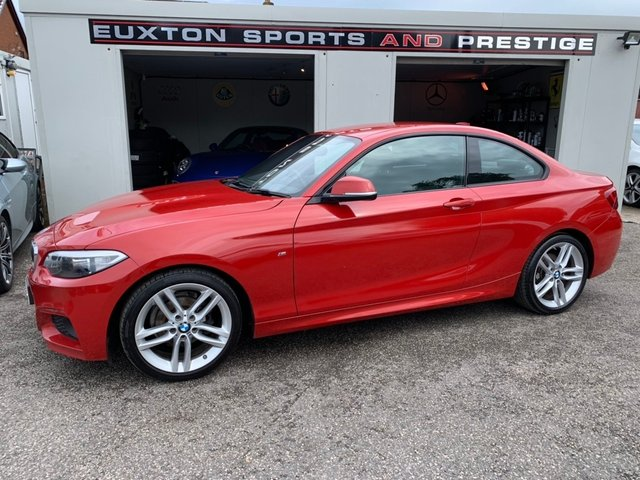 BMW 2 SERIES at Euxton Sports and Prestige