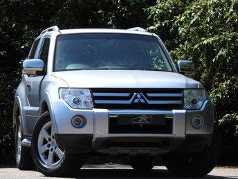 2008 MITSUBISHI SHOGUN 3.2 GLX WARRIOR DI-D SWB 3d AUTO 167 BHP £6990.00