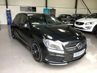 2015 MERCEDES-BENZ A CLASS 2.1 A220 CDI AMG NIGHT EDITION 5d AUTO 168 BHP £16295.00
