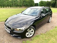 2013 BMW 3 SERIES 2.0 320D SPORT TOURING 5d AUTO 181 BHP Full BMW History MOT 06/20 £11399.00