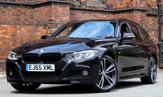 2015 65 BMW 3 SERIES 3.0 335D XDRIVE M SPORT TOURING 5d AUTO 308 BHP