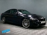 USED 2018 18 BMW M4 3.0 M4 COMPETITION 2d AUTO 444 BHP