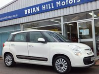 2017 FIAT 500L 1.4 POP STAR ESTATE 5dr (95bhp) £9695.00