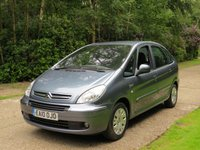 USED 2010 10 CITROEN XSARA PICASSO 1.6 PICASSO DESIRE 16V 5d 108 BHP NEW MOT, TAX*PX/FINANCE WELCOME. UK DELIVERY POSSIBLE