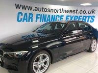 2015 BMW 3 SERIES 2.0 320D M SPORT 4d 181 BHP £14000.00