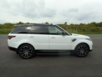 USED 2018 18 LAND ROVER RANGE ROVER SPORT 3.0 SDV6 HSE 5d AUTO 306 Bhp E/TOWBAR 7 SEATER PAN ROOF
