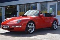 USED 1994 M PORSCHE 911 3.6 CARRERA 2d AUTO 268 BHP FINANCE AVAILABLE