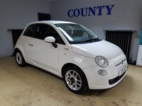 USED 2009 59 FIAT 500 1.2 SPORT 3d 69 BHP * TWO OWNERS * FULL HISTORY *