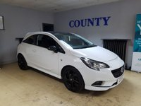 USED 2015 15 VAUXHALL CORSA 1.4 LIMITED EDITION 3d 89 BHP * ONE OWNER * FULL HISTORY *