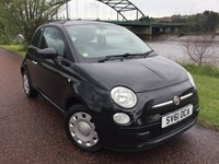USED 2011 FIAT 500 1.2 POP 3d 69 BHP ***EXCELLENT FIRST CAR**