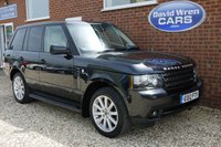 USED 2012 12 LAND ROVER RANGE ROVER 4.4 TDV8 VOGUE 5d AUTO 313 BHP