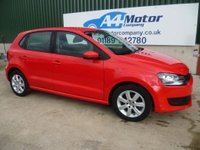 USED 2010 59 VOLKSWAGEN POLO 1.2 SE 5dr 1.2 cc - FINANCE AVAILABLE!
