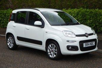 2014 FIAT PANDA 1.2 LOUNGE 5d 69 BHP £4750.00