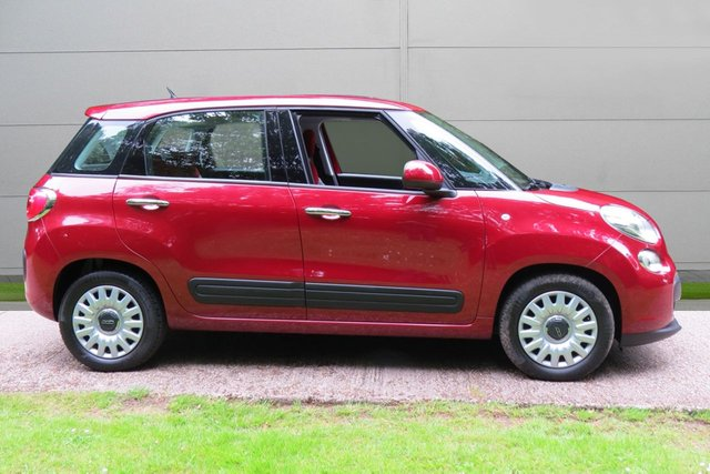 USED 2013 63 FIAT 500L 1.2 MULTIJET EASY DUALOGIC 5d AUTO 85 BHP NEW MOT, TAX*PX/&FINANCE WELCOME. UK DELIVERY POSSIBLE.HD VIDEO