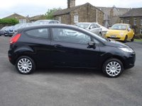 USED 2010 10 FORD FIESTA 1.4 EDGE TDCI 3d 68 BHP ROAD TAX ONLY £20 A YEAR