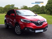 USED 2016 66 RENAULT KADJAR 1.5 DYNAMIQUE NAV DCI 5d 110 BHP FREE ROAD TAX !!!!    Fantastic Driving Position with Loads of Room for the Family