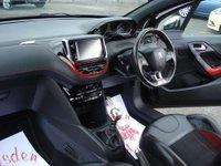 USED 2013 13 PEUGEOT 208 1.6 THP GTI 3d 200 BHP FULL HISTORY & LOW MILES