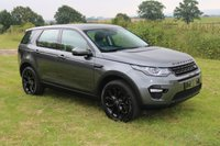 USED 2015 65 LAND ROVER DISCOVERY SPORT HSE AUTO PAN ROOF