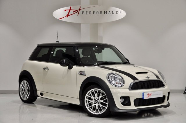 2013 63 MINI HATCH COOPER 1.6 COOPER S 3d 184 BHP