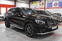 2016 MERCEDES-BENZ GLC-CLASS 3.0 AMG GLC 43 4MATIC PREMIUM 5d AUTO 362 BHP £37985.00