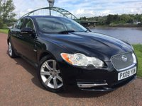 2009 JAGUAR XF 3.0 V6 LUXURY 4d AUTO 240 BHP £6990.00