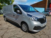 2016 RENAULT TRAFIC LL29 BUSINESS PLUS ENERGY DCI LWB 120 PS *AIR CON* £8995.00