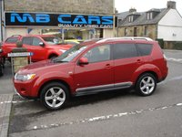 USED 2010 10 MITSUBISHI OUTLANDER 2.0 SE DI-D 5d 139 BHP ONLY 76000 MILES FROM NEW,4 WHEEL DRIVE,7 SEATER