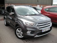 USED 2017 67 FORD KUGA 2.0 ZETEC TDCI 5d AUTO 148 BHP ANY PART EXCHANGE WELCOME, COUNTRY WIDE DELIVERY ARRANGED, HUGE SPEC