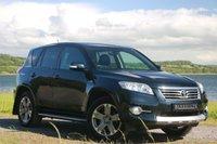 USED 2011 61 TOYOTA RAV4 2.2 SR D-CAT 5d AUTO 150 BHP
