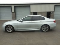USED 2014 64 BMW 5 SERIES 2.0 520D M SPORT 4d AUTO 188 BHP