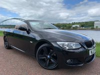 USED 2012 12 BMW 3 SERIES 2.0 320I M SPORT 2d 168 BHP **CRUISE CONTROL**