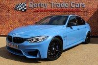 2017 BMW M3 3.0 M3 4d AUTO 426 BHP £37990.00