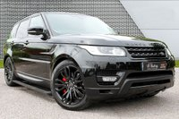 USED 2015 15 LAND ROVER RANGE ROVER SPORT 3.0 SDV6 HSE DYNAMIC 5d AUTO 288 BHP *STEALTH PACK/ ELECTRIC SIDE STEPS*