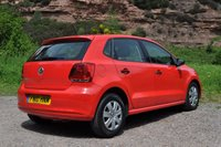USED 2010 10 VOLKSWAGEN POLO 1.2 S A/C 5d 70 BHP GREAT FIRST CAR